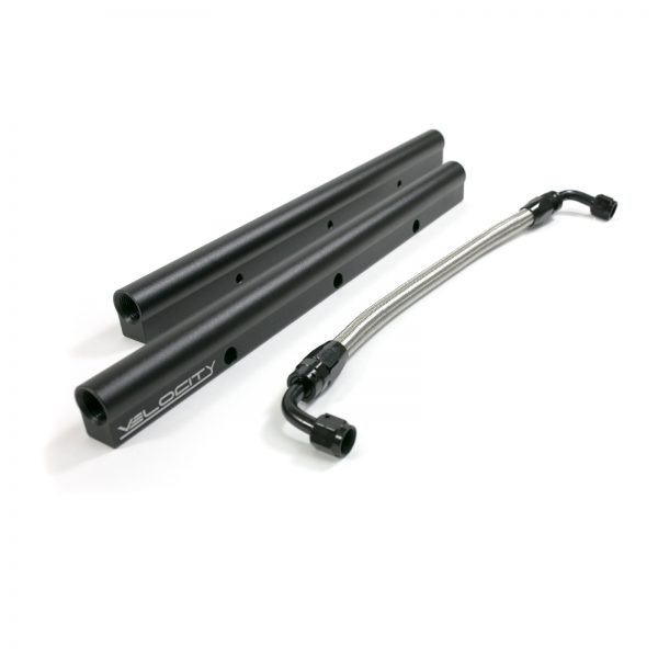 TSP Velocity LS1/LS2/LS6 Billet Aluminum High Performance Fuel Rail Kit.