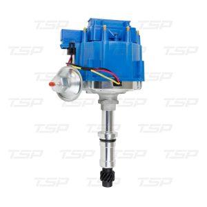 Buick BB 400-455 V8 HEI Distributor, BLUE CAP