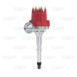 AMC/Jeep 290-401 V8 Pro Series Ready to Run Distributor, Red Cap